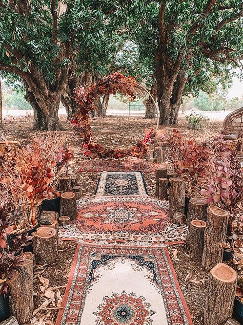Sylvan Wood Ceremony