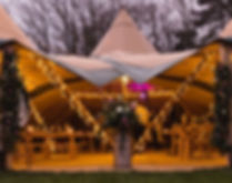 Nordic Tipi Hire - Berry Vintage Event Hire