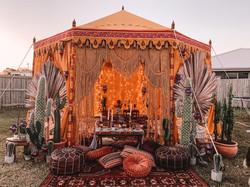 Arabian date night