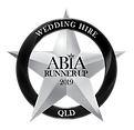 Wedding Hire ABIA Runner Up 2019 Berry Vintage