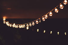 Berry Vintage Party Lighting Hire - Lighting & Party decorations
