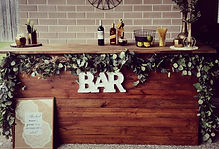 Berry Vintage Party Hire - Bar Hire Drinks