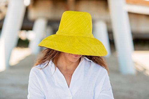 Demi Capeline Hat (block)