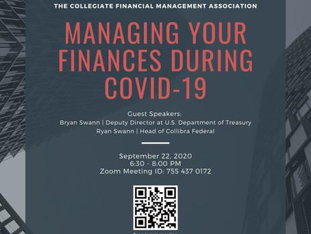Bryan Swann Partners with UMD's Collegiate Financial Management Association