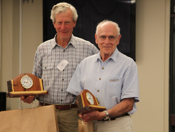 Chris Hole and Trevor Richardson Special Award