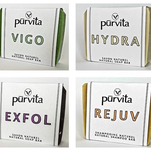 Soap & Shampoo variety pack