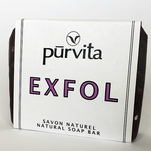 EXFOL soap