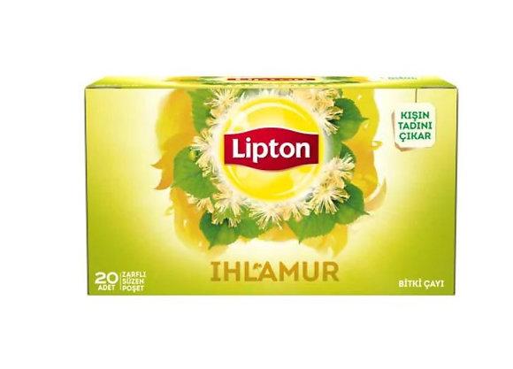 Lipton Bardak Ihlamur Bitki Çayı 1,6 Gr (20 Adet)