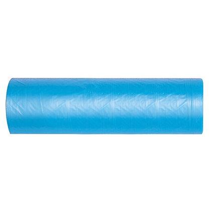 BÜYÜK BOY ÇÖP POŞETİ 10'Lİ RULO (mavi) 65X80 CM