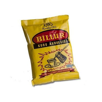 Billur Kuru Kahvecisi Türk Kahvesi 100 gr 1 Adet