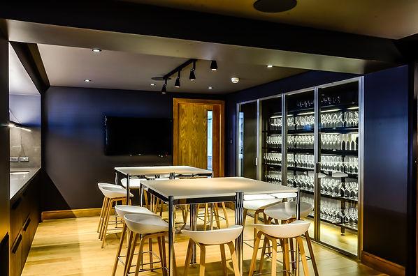 La Sala De Cata - Txanton Tasting Room