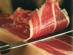 Hand Carved Jamon