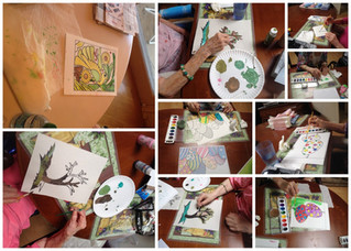 Art & Aging: Use It… Don't Lose It!