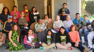 Improving our Environment through Intergenerational Programming – Earth Day