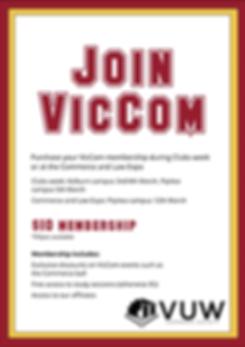 Clubs Week Join VicCom