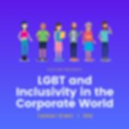 LGBT and Inclusivity Panel
