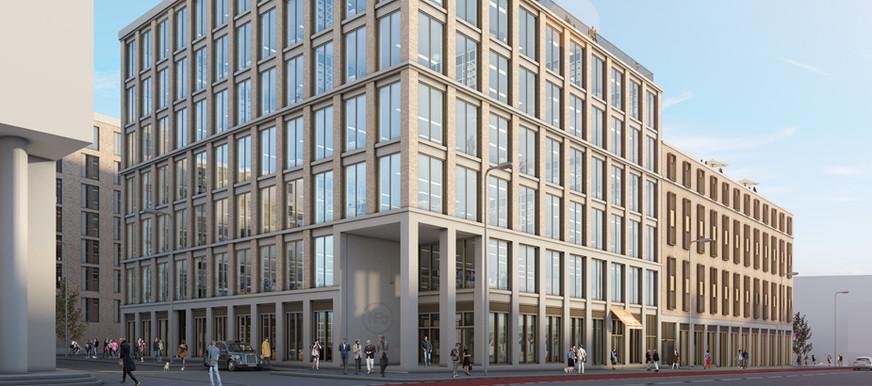 Moxy & Office Development, Edinburgh