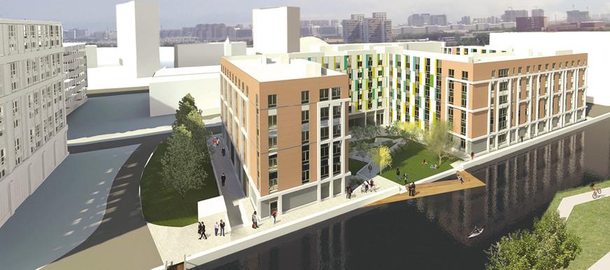 Collegelands, Glasgow - Student Accommodation