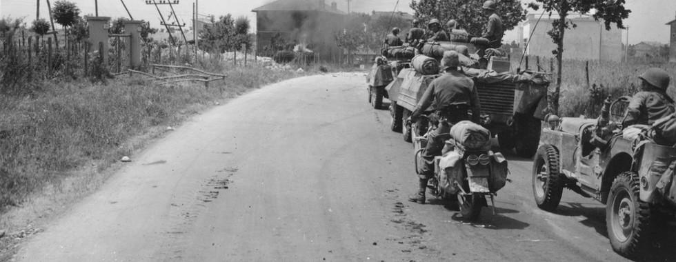 4 June 1944 - Rome Area