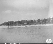 2nd Battalion, 351st at Po River
