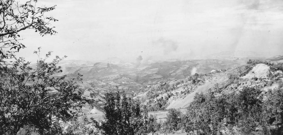 16 Oct 1944, 5th Army, Mt. Delle Formiche Area, Italy