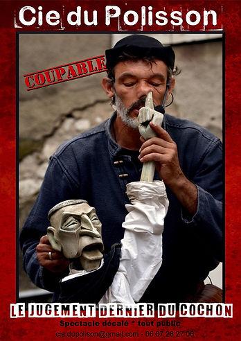 Affiche 1_LE JUGEMENT DERNIER DU COCHON_
