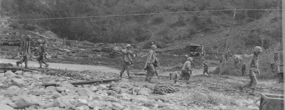 Oct 1944 - Near Castel del Rio