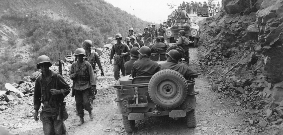 23 Sept 1944 - Ponzalla Area