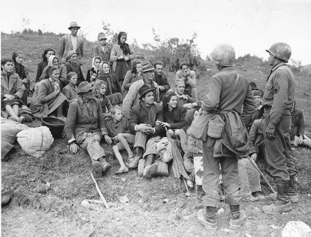 A Brief Overview of the 351st Infantry Regiment in Italy