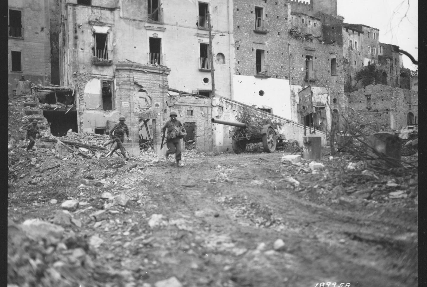 19 May 1944 - Itri