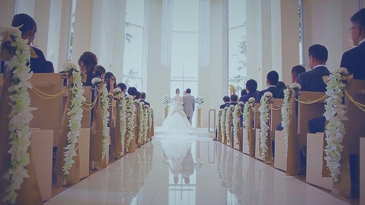 結婚式,ハッピーフィルム,エンドロール,格安,撮影,カメラマン,持ち込み