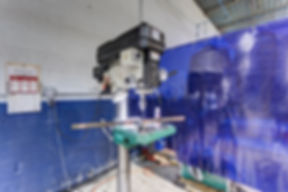 Metal Drill Press at Make-It-Here