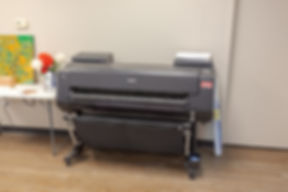 Large Format Printer at Make-It-Here
