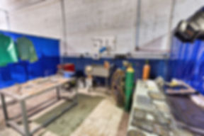 Welding Area at Make-It-Here