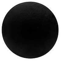 Cake Board design 05 - Black color