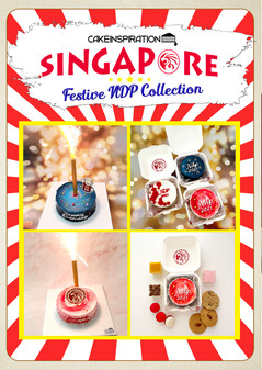 NDP 2021 Collection -- Add a spark to your celebration !
