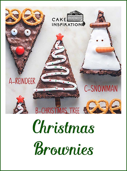 Xmas Brownies ( CD#19 )