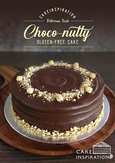NEW! Choco-nutty Gluten-free Cake