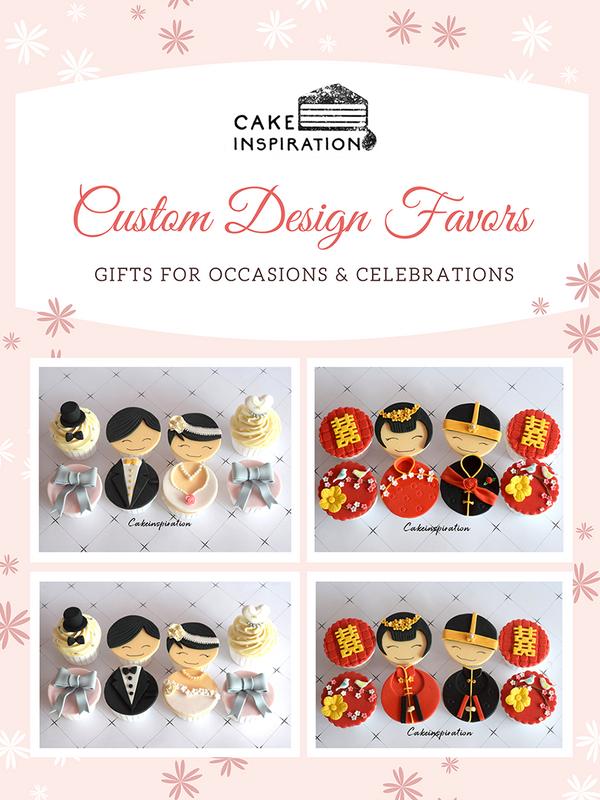 Custom Design Favors