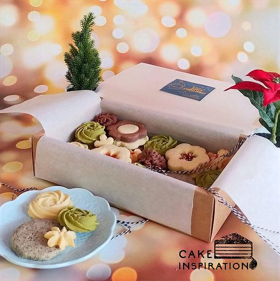 Christmas Assortment Cookies ( CQ#38 )