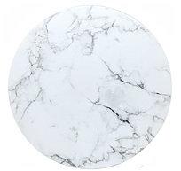 Cake Board design 08 - White Marble