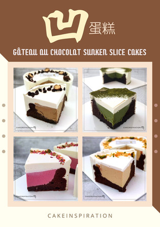 Slice Cakes -- Best for your cake cravings !