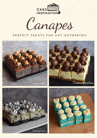 Canapes - Small bites