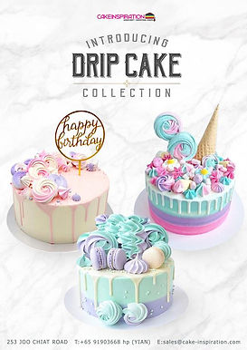 Drip Meringue Collection