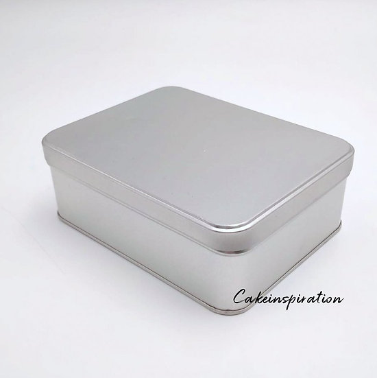 Special Pastry Gift Box - metal box ( aluminum )