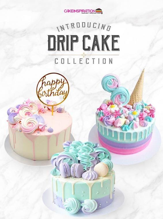 Drip Meringue Collection