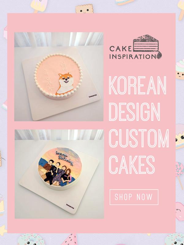 Korean Cake Collections