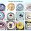 Thumbnail: Set of 8 Pet Party Set Simple Design Pupcakes