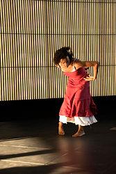 Bath Spa University.Dancer Marenje Ensen