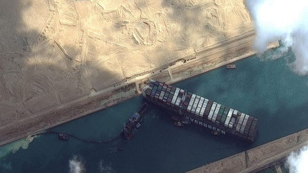 SUEZ CANAL: THE EVER GIVEN & GLOBAL TRADE